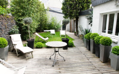 Terrasse - A. Poitras - Outremont